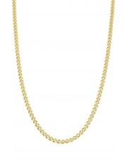 Złoty łańcuszek galibardi 55cm