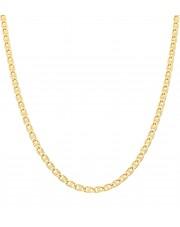 Złoty łańcuszek gucci 60 cm