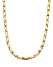 Oryginalny złoty łańcuszek jak ankier 50 cm