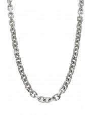 Srebrny łańcuch ankier 65 cm