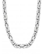 Srebrny królewski łańcuch