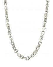 Srebrny mocny łańcuszek ankier 65 cm