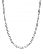 Srebrny łańcuszek spiga 45 cm