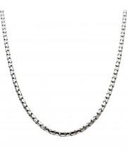 Srebrny łańcuszek linka