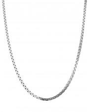 Srebrny łańcuszek ankier 45 cm