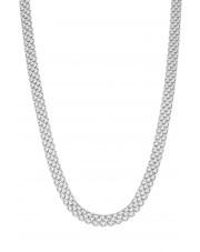 Srebrny naszyjnik taśma 50 cm