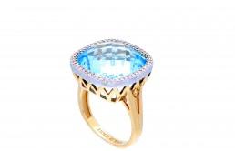 Duże pierścionki — czy są modne? Z czym je nosić?